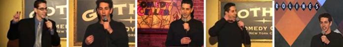 Moses Frenck Comedy