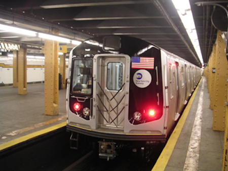 Subway Conductor Confuses Stop