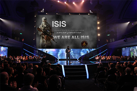 ISIS Wins Int'l PR Award