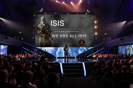 ISIS Wins Int'l PR Award