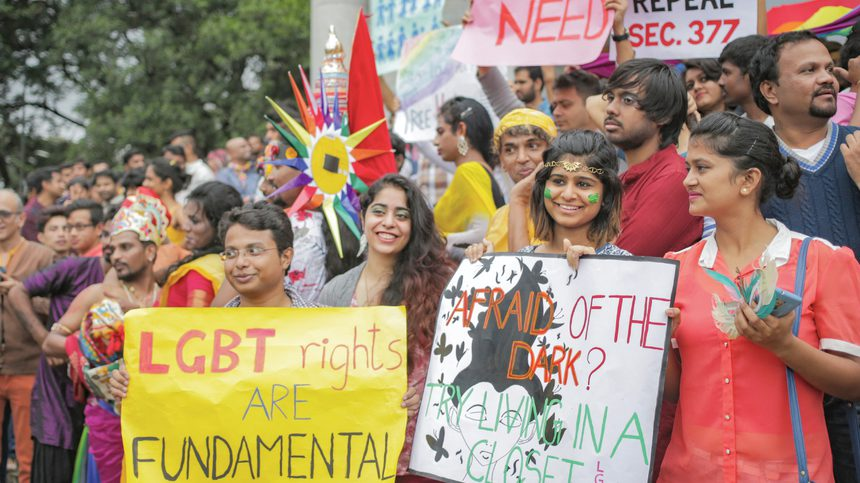 How To Support Gay Rights in LGBT-Hostile Regions