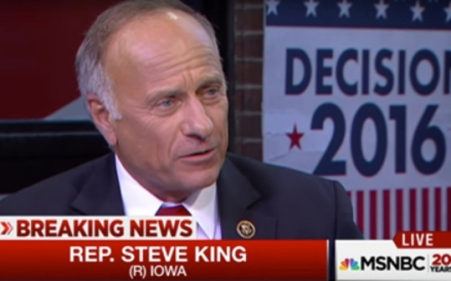 Is Rep. King the Biggest Bigot in Congress?