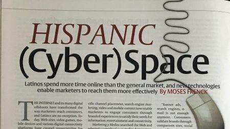 Hispanic Cyberspace
