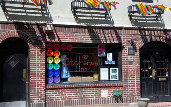 Stonewall Inn Becomes First National Monument to Honor Gay Rights